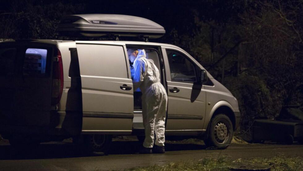 GRANSKET ÅSTEDET: Politiet satte i gang full etterforskning etter at et lite barn ble funnet død i Vanvikan. Arkivfoto: Ole Morten Melgård