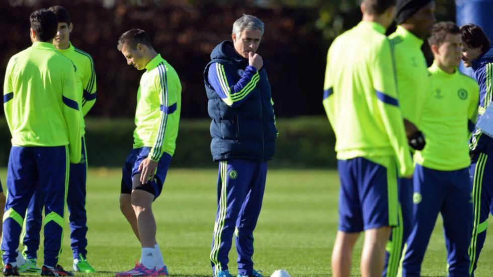 FYRER OPPUNDER: Lørdag tar Liverpool imot Chelsea på Anfield. Foto: AFP PHOTO / GLYN KIRK