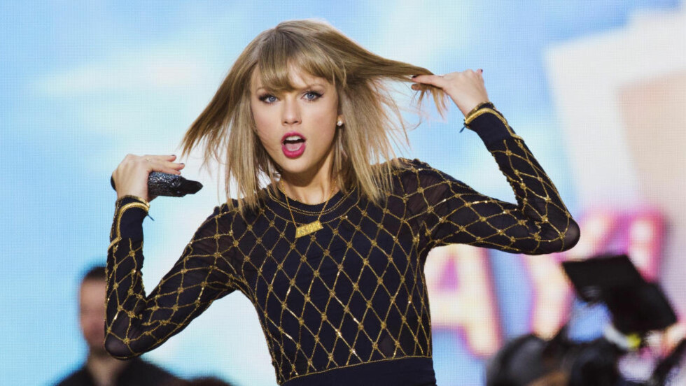 VIL IKKE DELE: Taylor Swift har trukket all musikken sin fra Spotify. Nå forklarer hun hvorfor. Foto: Reuters / NTB scanpix
