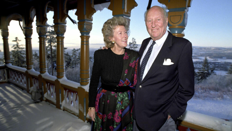 HAR GÅTT BORT: Prinsesse Kristine var gift med kronprinsesse Märthas lillebror, prins Carl Bernadotte, som døde i 2003. Arkivfoto: Jon Eeg NTB scanpix