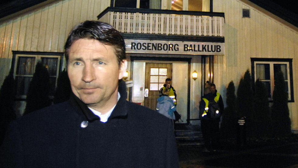 HJEM IGJEN?  Hver gang Rosenborg skal ha ny trener, blir Trond Sollieds navn trukket inn. Her fra et besøk på Lerkendal i 2007. Foto:  Thomas Rasmus Skaug