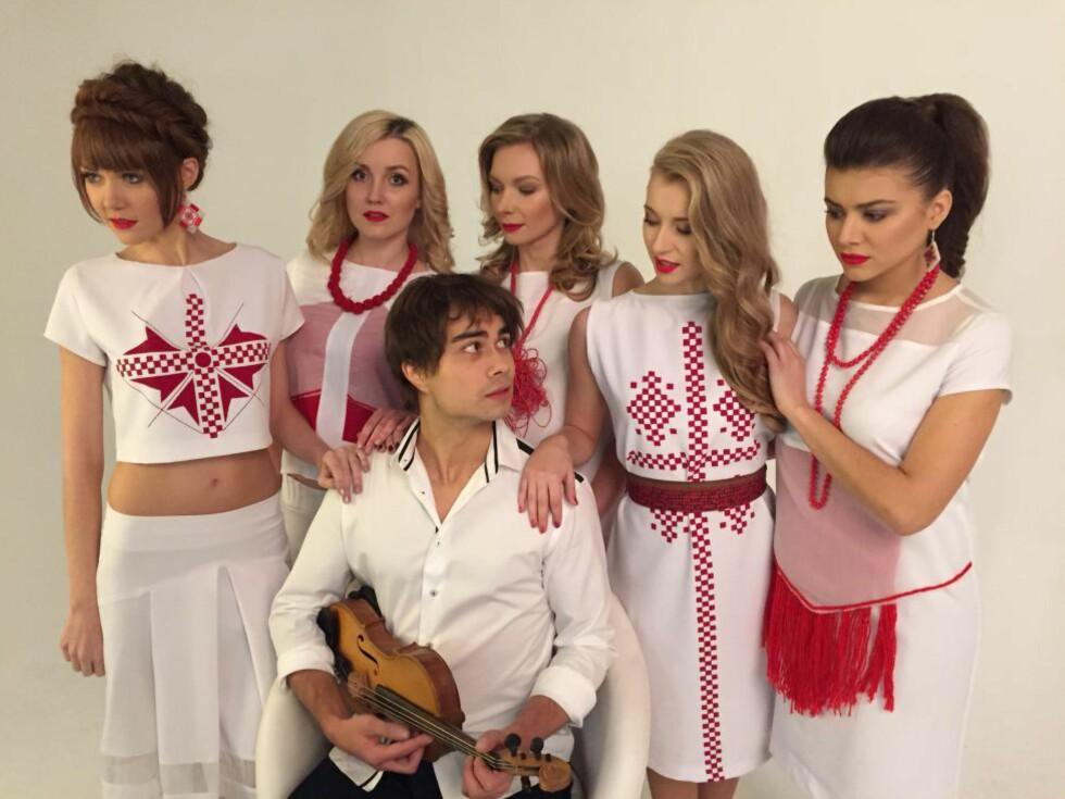 Alexander Rybak sjekket ut 400 jenter og satte sammen ny vokalgruppe