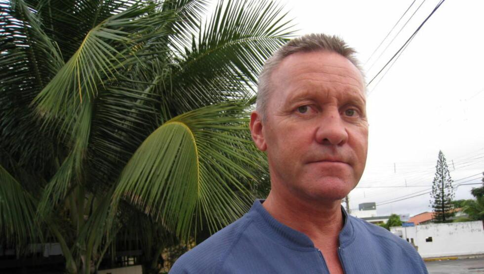 FRIKJENT:  Geir Pettersborg har i snart åtte år vært anklaget for grov organisert kriminalitet i Brasil. Nå er han frikjent.  Foto: Gunnar Hultgreen / Dagbladet