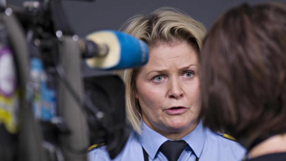 OSLO 20130930. Pressekonferanse vedr drapsak. Grete Lien Metlid Foto: Torbjørn Berg / Dagbladet