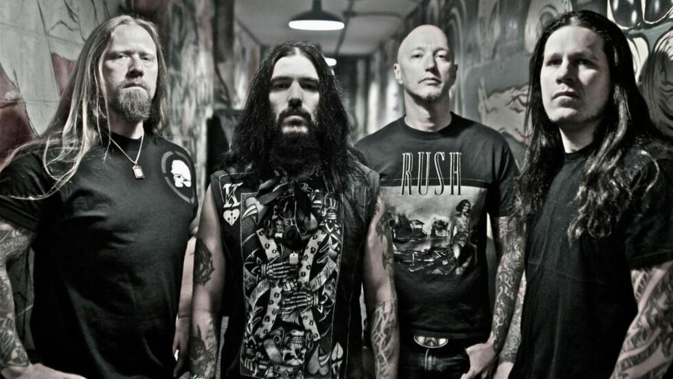 Muskuløs og inderlig thrash metal