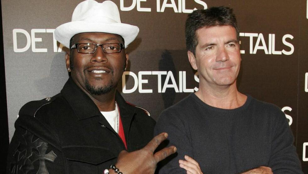 ORIGINALE: Både Randy Jackson og Simon Cowell har vært med i «American Idol» siden 2002. Nå takker imidlertid Jackson for seg. Foto: Stella Pictures