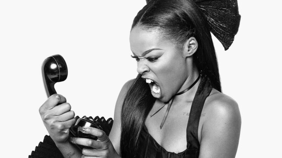Selvdestruktiv: Azealia Banks er kanskje sin egen verste fiende, men lager fortsatt glimrende musikk. Foto: Prospect Park