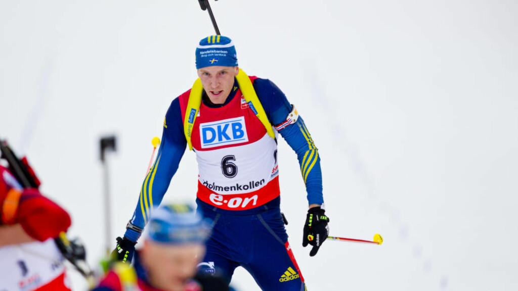 OPPGJØR MED MOBBEKULTUR: Björn Ferry forteller om en mobbekultur blant de svenske jentene på skiskytterlandslaget, i boka «Ferry Tales», som slippes om to uker.