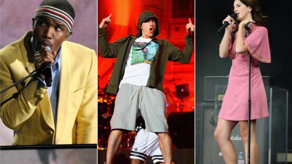 Eminem og dem
