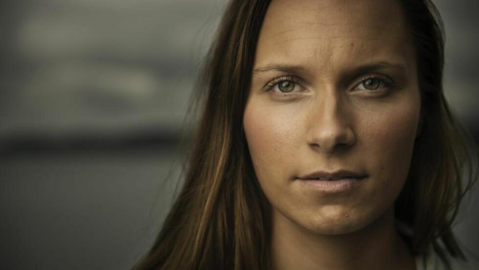 MOBBING:  Anja Johansen, kjæresten til svømmeren Lavrans Solli, ønsker å dele sine erfaringer med mobbing. Foto: Benjamin A. Ward / Dagbladet