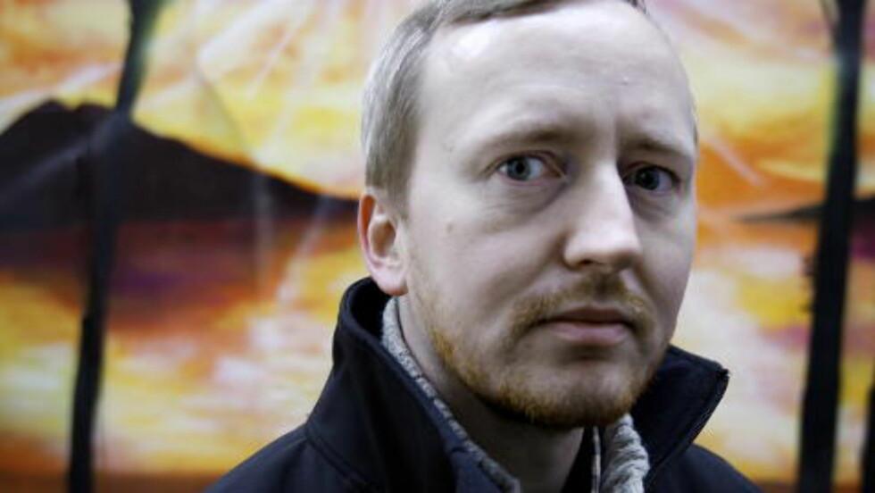 ADVARER: Leder Rune Berglund Steen i Antirasistisk senter advarer andre mot å samarbeide med Nye SOS Rasisme. Foto: ERLING HÆGELAND/Dagbladet