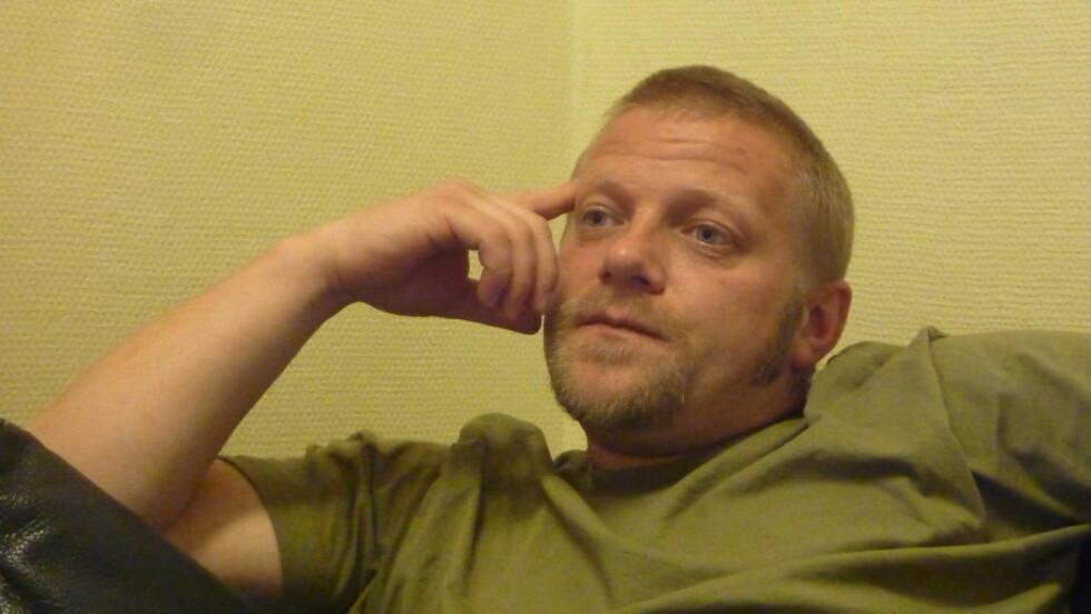 VIL IKKE UT AV FENGSEL: Baneheia-dømte Viggo Kristiansen sier han ikke vil prøveløslates med mindre han blir frikjent for drapene han er dømt for. Han hevder seg uskyldig, men ble dømt til 21 års forvaring etter drapene. Foto: Dagbladet