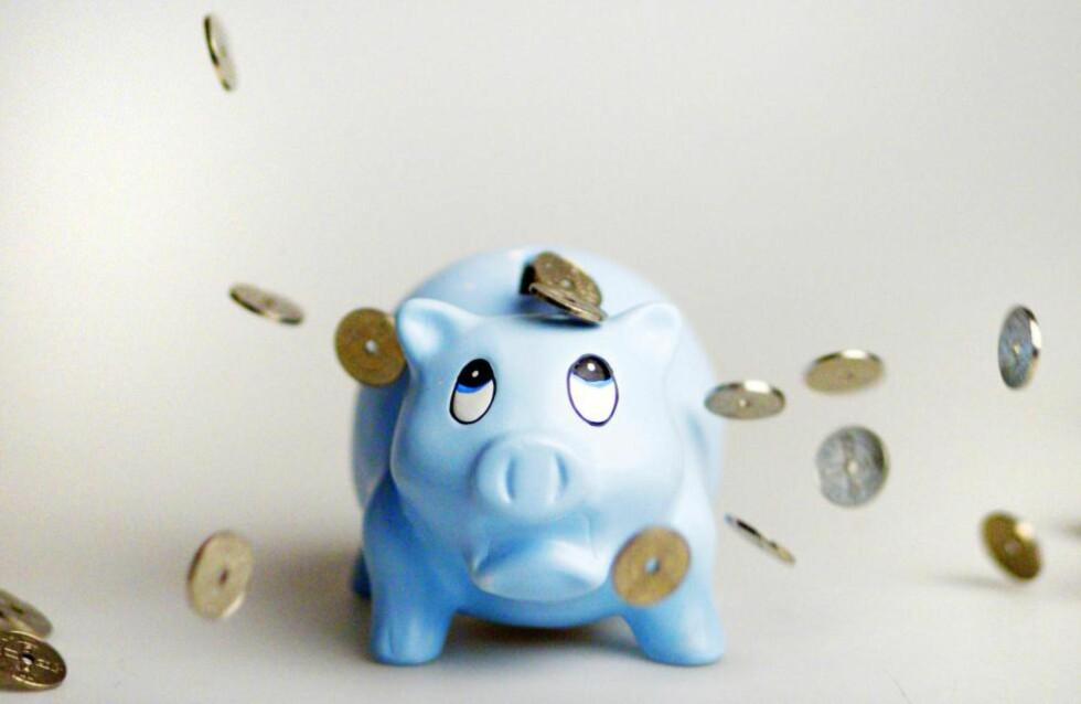 SPARE SKATT:  Det er flere måter å spare skatt på, mener Dagbladets eksperter. Foto: NTB/SCANPIX