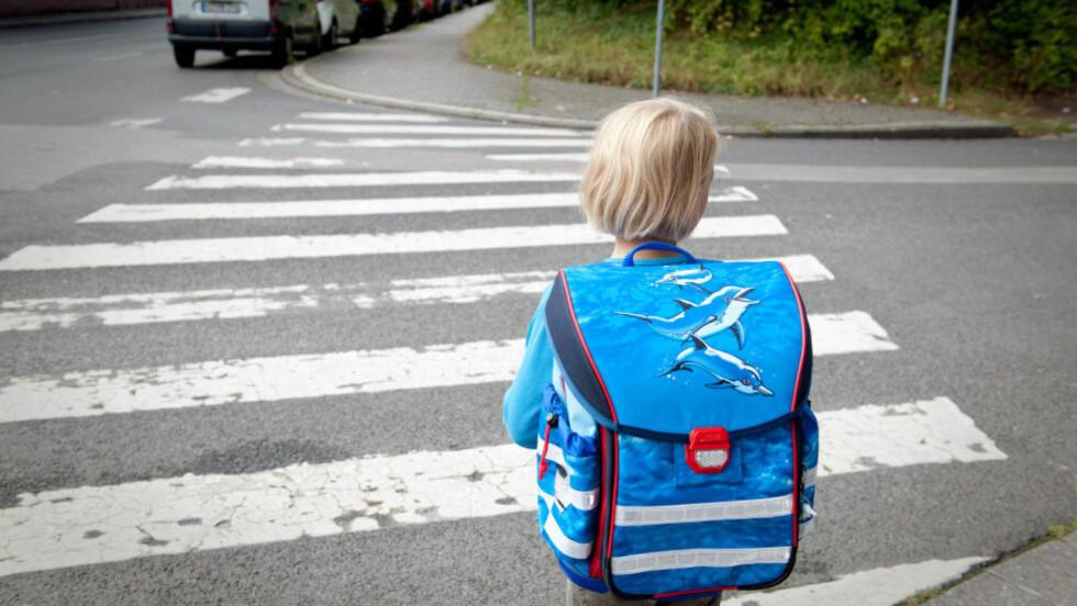 MOBBING PÅ ALLE SKOLER: Henrik Asheim (h) påpeker at det finnes mobbing på alle skoler og vil ha foreldre til å tenke over at deres barn kan delta i mobbingen. Han får støtte av psykolog Erling W. Rognli.  Foto: Jan Haas / NTB scanpix