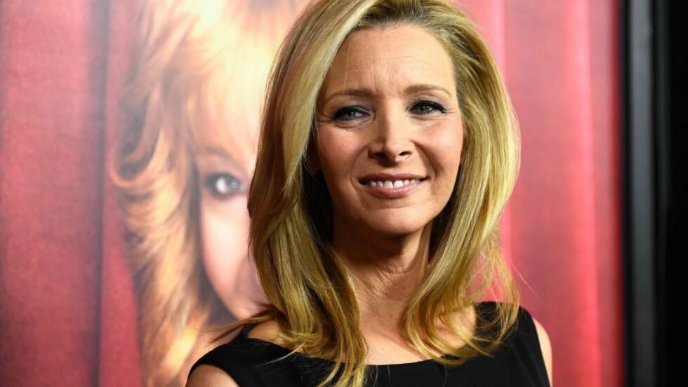 KJENNER PÅ PRESSET: «Friends»-stjerna Lisa Kudrow gjør comeback med «The Comeback» - ni år etter at serien ble tatt av lufta etter én sesong. Klart hun kjenner på presset. Foto: AP / NTB scanpix