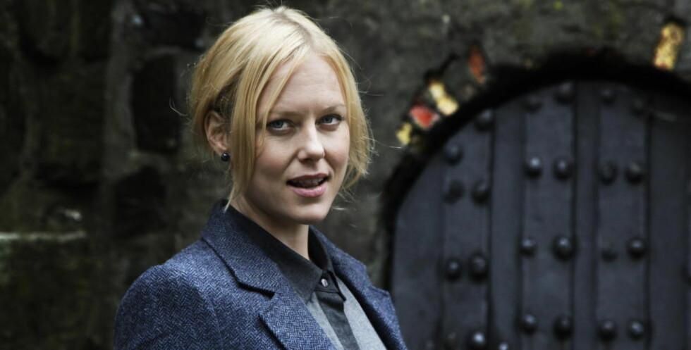 TIL HBO: Ingrid Bolsø Berdal spiller mot blant andre Anthony Hopkins i kommende «Westworld». Foto: Steinar Buholm / Dagbladet.