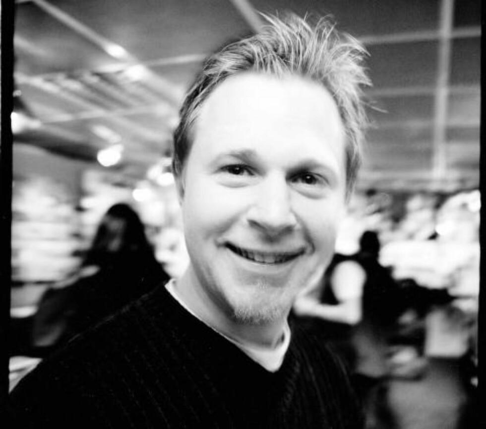 """- UMULIG Å KOMMENTERE SAKEN: Jarl Moe, her under 90-tallskarrieren som DJ og musikkbutikk-gründer i HS Records, skriver til Dagbladet at han har rent rulleblad og at gjerne kan gå i dialog med Økokrim om det som blir karakterisert som """"svindelvirksomhet"""". Arkivfoto: DAGBLADET"""