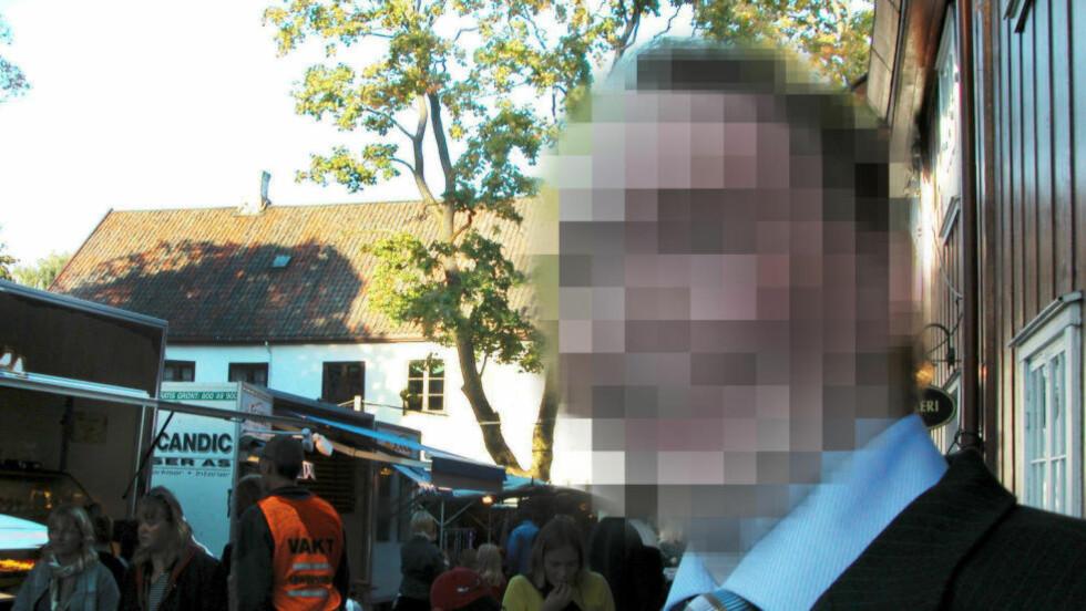 PÅGREPET PÅ GARDERMOEN: Den 45 år gamle forretningsmannen fra Oppland var i svært omfattende økonomiske vanskeligheter og hadde nettopp fått vite at han var siktet av Økokrim da han ble pågrepet på Gardermoen med flybillett til Hong Kong.