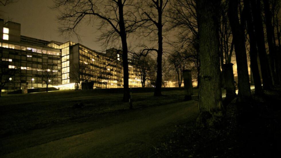 VISSTE IKKE OM DRAP:  60-åringen kom med den overraskende drapstilståelsen her på politihuet på Grønland i Oslo. Politiet visste ikke at den oppgitte kvinnen var savnet eller drept. Illustrasjonsfoto: Anette Karlsen, NTB Scanpix.