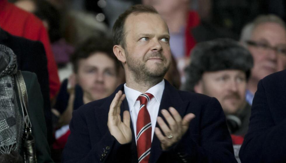 MER KRITIKK:  Ed Woodward har slitt med å overbevise omgivelsene om at han er den rette arvtakeren til David Gill i Uniteds direktørstol. Foto: Jon Super / AP / NTBN Scanpix