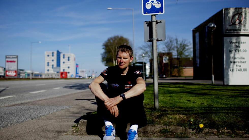 EN MANN FOR KLASSIKERNE Gabriel Rasch var en viktig hjelperytter for Team Sky på brosteinen. Nå skal han hjelpe laget fra følgebilen under Paris-Roubaix. FOTO: Stian Lysberg Solum/Scanpix