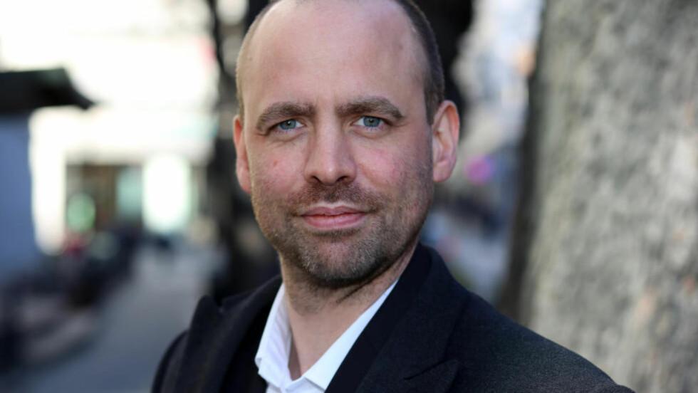 VIL STYRKE PRESSENS ETIKK: Mediepolitisk talsmann i Ap, Arild Grande. Foto: Arbeiderpartiet