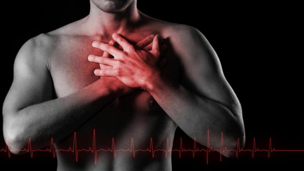 GOD BEHANDLING: God behandling kan forebygge hjerte- og karproblematikk. Foto: COLOURBOX