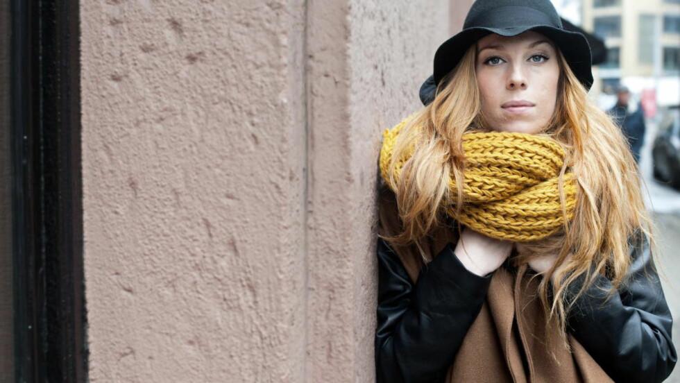 NOBELKLAR: Gabrielle Leithaug er til nå eneste nordmann som skal opptre for fredsprisvinnerne i Oslo 11. desember. Foto: Melisa Fajkovic / Dagbladet
