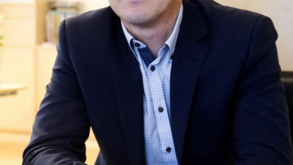 EKSPERT: Direktør Bjørn Erik Thon i Datatilsynet. Foto: Øistein Norum Monsen/Dagbladet.