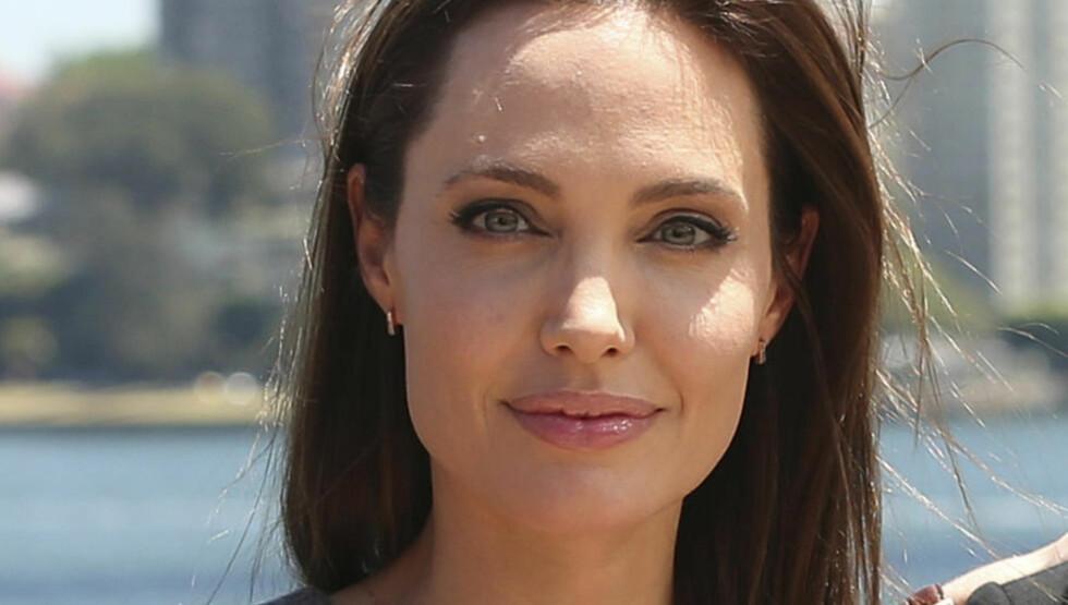 TREKKER SEG TILBAKE: En av verdens mest berømte skuespillere gjennom åra, Angelina Jolie, legger skuespillerkarrieren på hylla for godt. Foto: NTB Scanpix