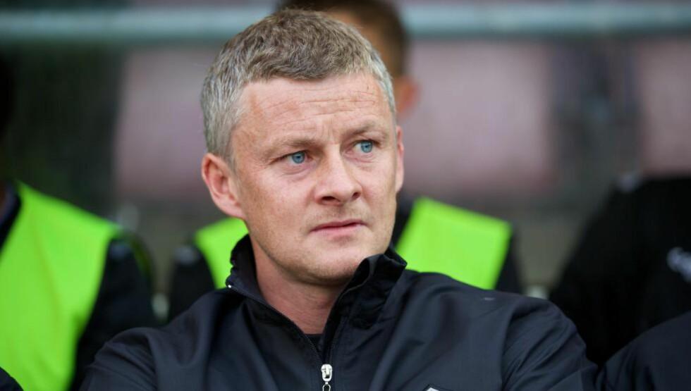 STIKK: Ole Gunnar Solskjær kritiseres av den nye Cardiff-manageren Russell Slade. Slade mener nordmannen bommet på signeringene. Foto: David Rawcliffe/Propaganda / NTB scanpix