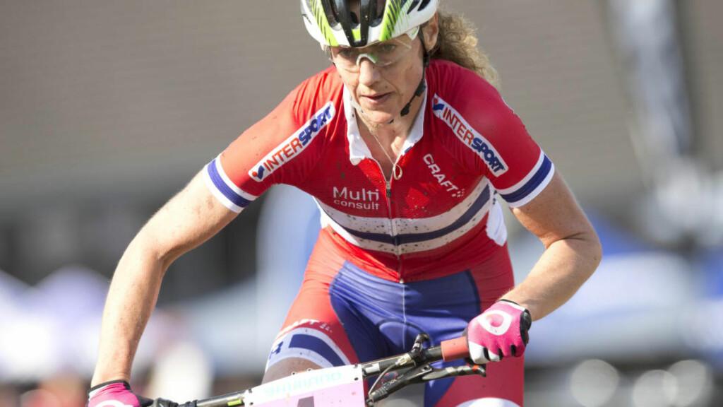 MOT OL: Gunn-Rita Dahle Flesjå satser mot Rio-OL om halvannet år.  Foto: Geir Olsen / NTB scanpix