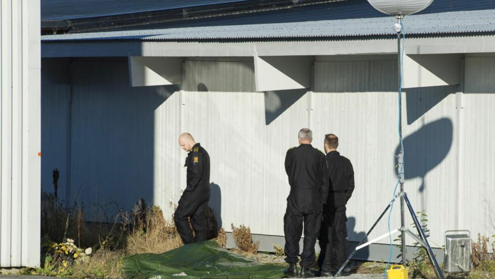 HAR FUNNET DNA: Politiet har funnet DNA fra den drapssiktede ektemannen etter at 27-årige Narges Josefi ble funnet drept på Hamar. Foto: Benjamin A. Ward / Dagbladet