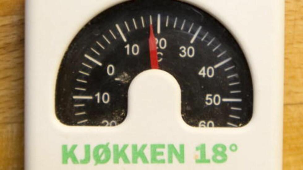 ØKT EL-AVGIFT: Det blir høyere el-avgift i det nye budsjettet. Foto: Thomas Rasmus Skaug / Dagbladet