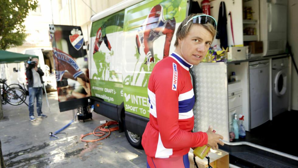 NYTT TOUR DE FRANCE?: Edvald Boasson Hagens nye lag har fått gode signaler. I tillegg er laget offentliggjort til to ritt Tour de France-arrangøren står bak i februar og mars.  Foto: Vidar Ruud / NTB scanpix