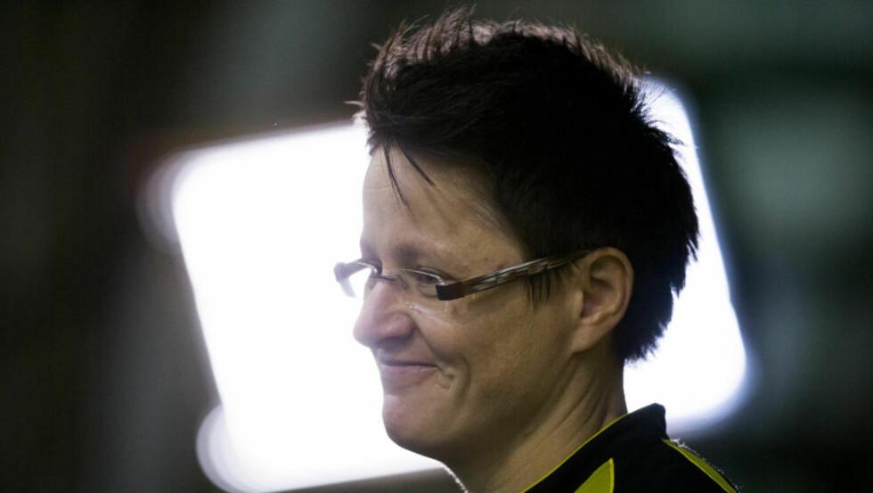 VIL REVANSJERE SEG: Monica Knudsen tapte mot Trondheims-Ørn som Donn-spiller for 20 år siden. Nå vil hun lede LSK til cupfinalesuksess mot samme lag. Foto: Vegard Wivestad Grøtt / NTB scanpix