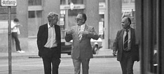 Norsk agent kledde seg ut som Treholt i KGB-møte