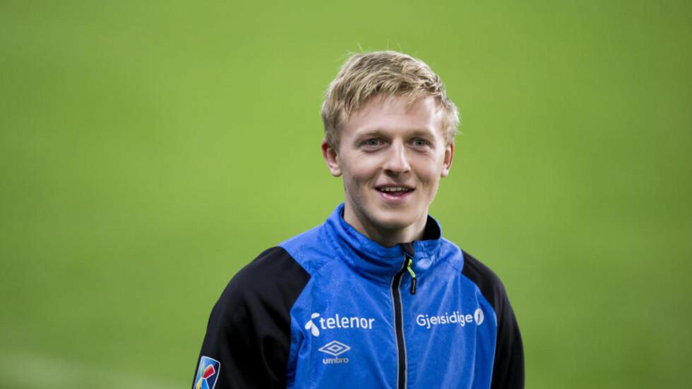 ENDELIG: Mats Møller Dæhli fikk endelig noen minutter for Cardiff da laget slo Reading 2-1 i den engelske mesterskapsserien fredag kveld. Foto: Vegard Wivestad Grøtt / NTB scanpix