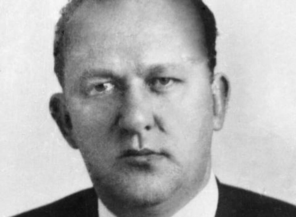 FIKK SKYLDA: Treholts kanskje mest sentrale KGB-kontakt, Genadij Titov, ble syndebukk etter at Treholt ble pågrepet. Selv forsøkte han å legge skylda på andre, viser dokumenter Dagbladet har fått tilgang til. Foto: PST/NTB SCANPIX /HANDOUT
