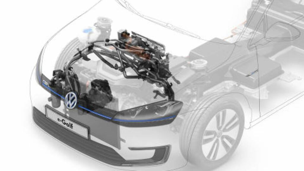 UTFORDRINGEN: Det er programmeringen av varmepumpene som er årsaken til forsinkelsene. Nå skal problemet være løst.  Foto: VW