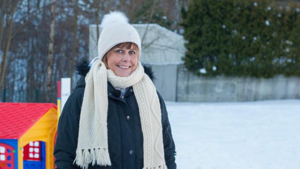 RISIKERTE Å MISTE ALT: Peggy Bjørnsen (54) deltok i «Luksusfellen» i fjor. Med hjelp fra ekspertene og eget pågangsmot har hun nå fått beholde både leilighet og bil. Foto: TV3