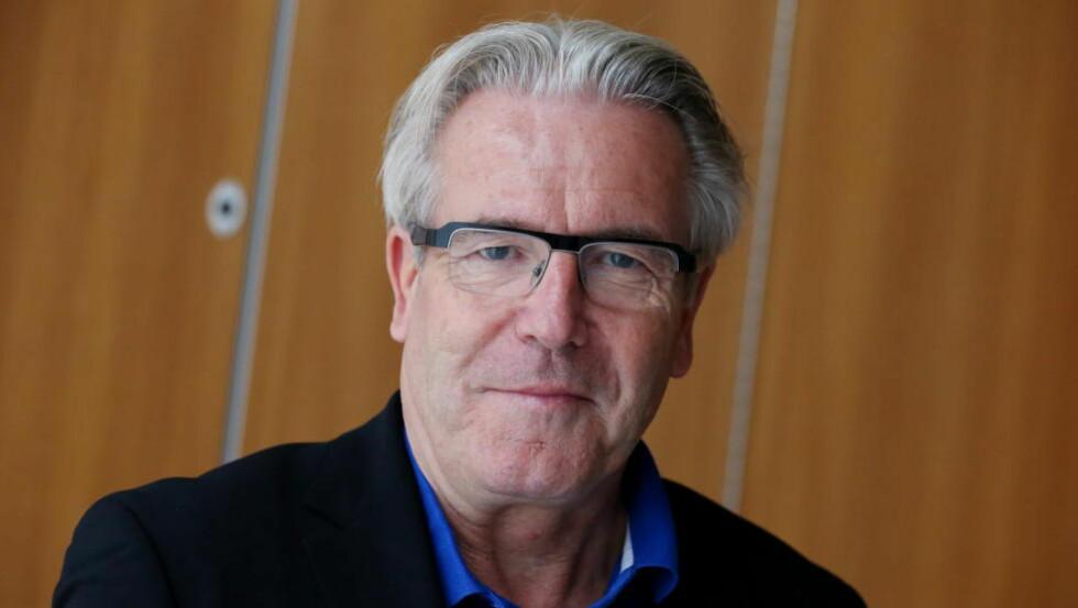 TØFF KRITIKK: TV 2-journalist Davy Wathne tar nedrykket med fatning, men mener Branns kollaps er et komplekst tema. Foto: Håkon Mosvold Larsen / NTB Scanpix