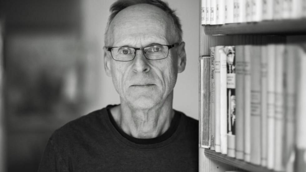 STATISTIKK: Espen Søbye har utgitt enda en bok som garantert vil bli diskutert i lang tid, mener vår anmelder. Foto: Oktober forlag