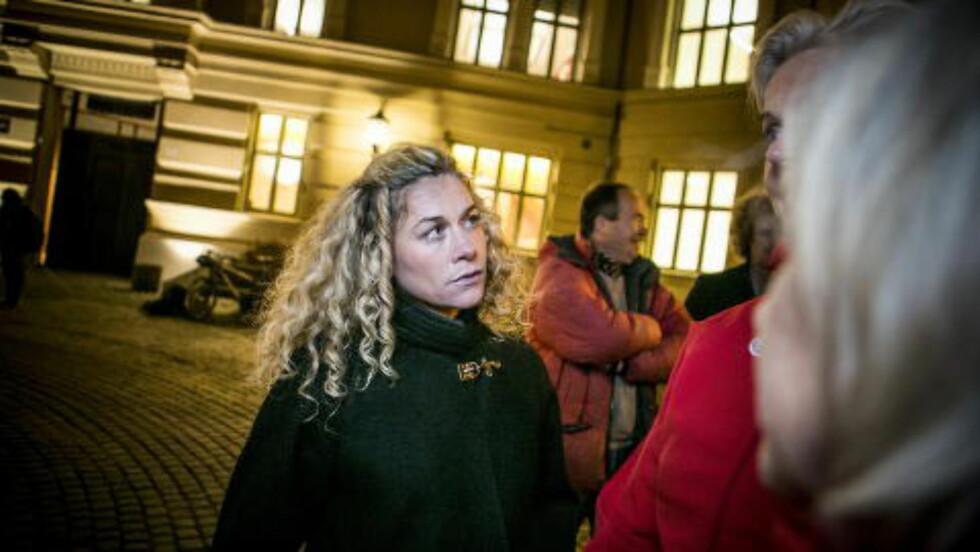 <strong>IRREVERSIBELT:</strong> Eventyrer Cecilie Skog mener en lovendring vil være ødeleggende og irreversibel. Foto: Christian Roth Christensen / Dagbladet