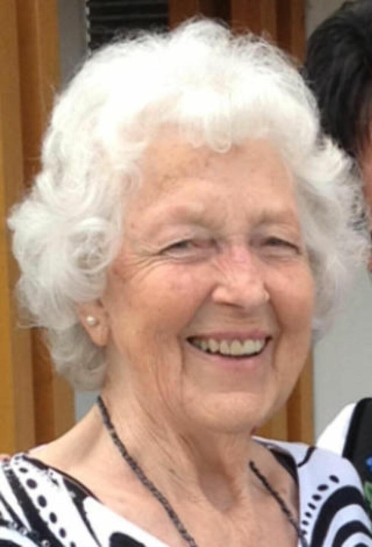 DØDE:  Bjørg Elinore Strand ble 83 år gammel. Måten hun døde på har gjort sorgen ekstra vanskelig å håndtere for den etterlatte familien. Foto: Privat