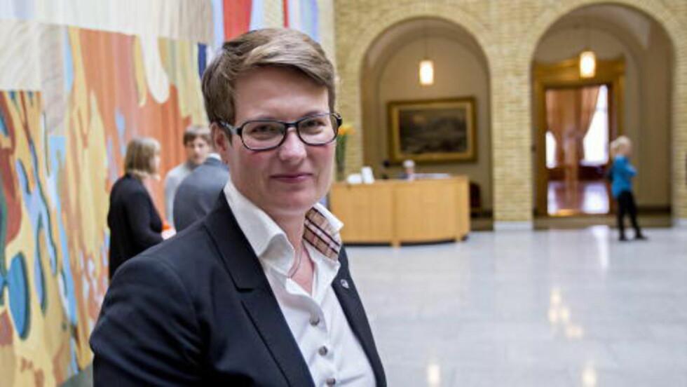 <strong>MISFORSTÅELSER:</strong> Klima- og miljøminister Tine Sundtoft mener motstanden mot lovforslaget er basert på misforståelser. Foto: Torbjørn Berg / Dagbladet