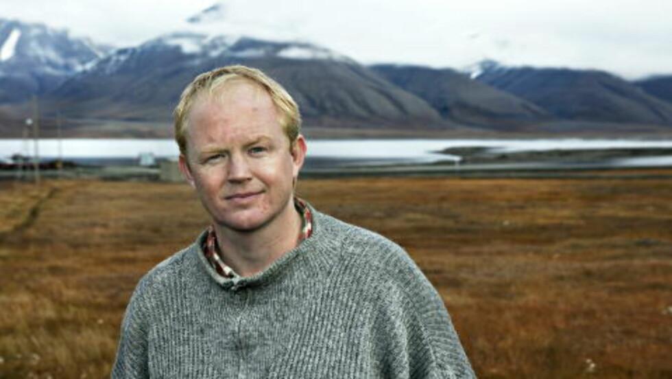 <strong>UTROLIG NEDLATENDE:</strong> Lars Haltbrekken, leder i Naturvernforbundet, sier Miljøvernminister Tine Sundtofts uttalelser er nedlatende. Foto: Nina Hansen / Dagbladet