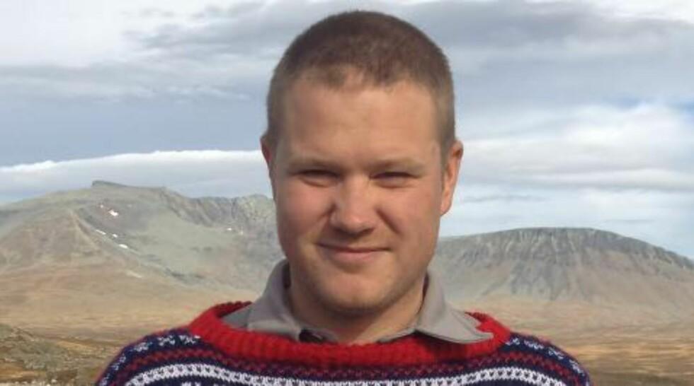 <strong>BARE LØGN:</strong> Erik Kirkvold, leder av Snøscooterklubbenes fellesråd, mener friluftsorganisasjonene farer med løgn. Foto: Privat