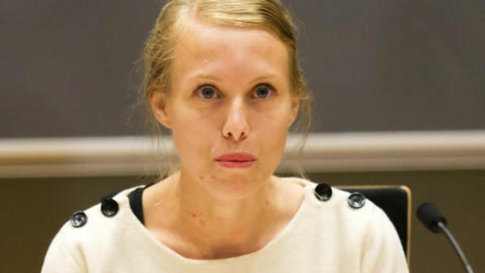 Silje Lehne Michalsen. Foto: AP / Torstein Bøe / NTB Scanpix