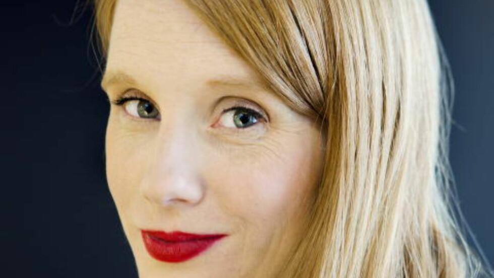 Susanne Kaluza. Foto: Elisabeth Sperre Alnes/Dagbladet